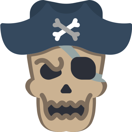 The Pirates Code logo